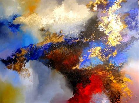 imagenes abstractas y realistas taller muratsuka pintura abstracta y figurativa
