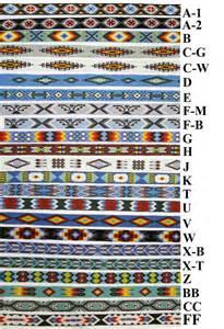 1 quot wide beaded hatbands with suede ties