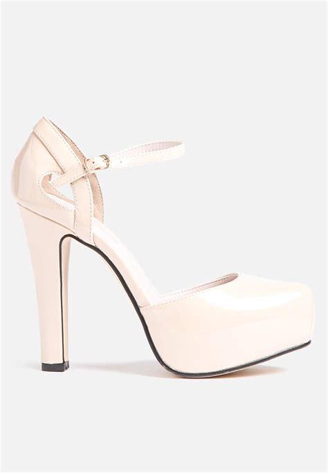 l100287 patent ankle sissy boy heels superbalist