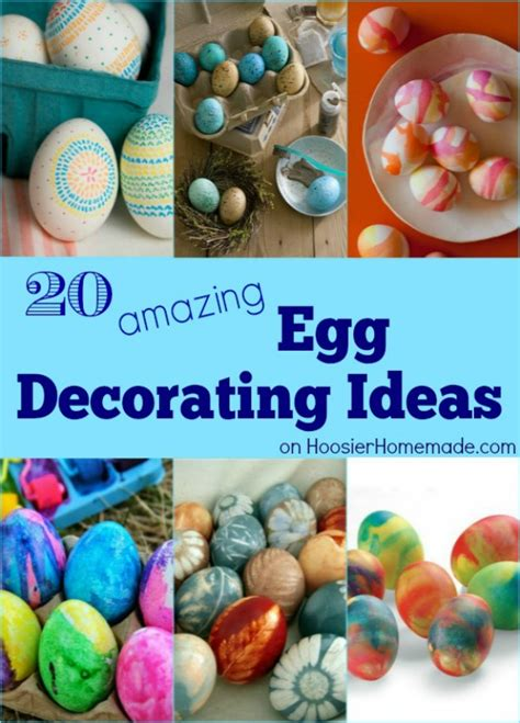 Superior Easter Egg Hunt Ideas For Church #10: 20-Amazing-Egg-Decorating-Ideas11.jpg