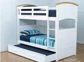 Single Bunk Bed With Trundle Bunk Bed Single With Trundle Solid New Goingbunks Biz