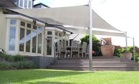 backyard sail canopy 25 best ideas about garden canopy on pinterest sun awnings sun shades for patios
