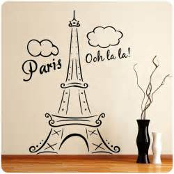 Charming Eiffel Tower Bathroom Decor #2: 51A8NaFMkhL.jpg
