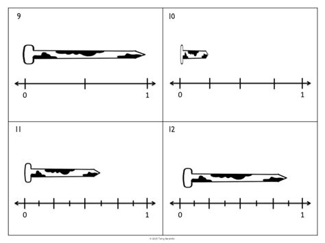 Line Plot With Fractions Worksheets by Creating Line Plots With Fractions Worksheets