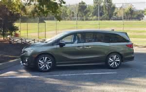 Honda Odyssey Look 2018 Honda Odyssey Testdriven Tv