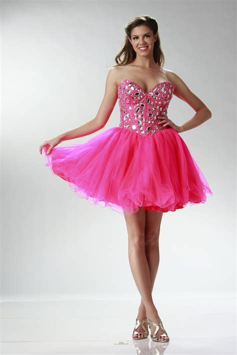 pink prom dresses make you look lovely trendy dress