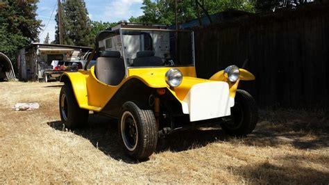 extremely rare  vw dune buggy stolen  fresno kmph