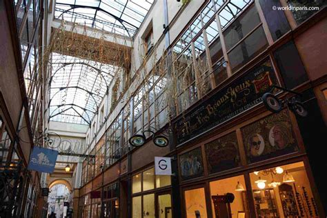 The Most Charming Covered Passages In Paris Les Passages