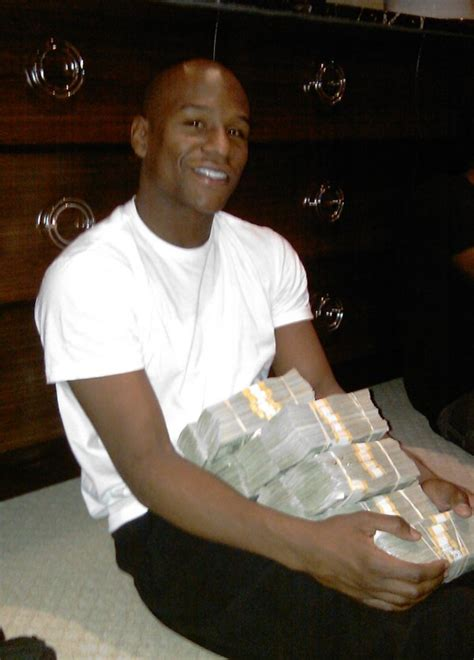 mayweather money stack triple double floyd quot money quot mayweather jr tops si com s