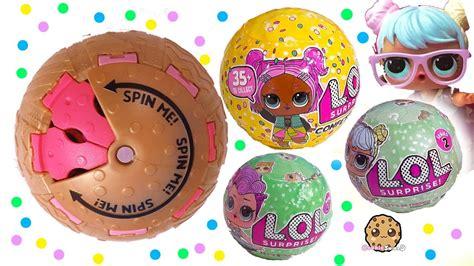 speelgoed lol lol surprise speelgoed overzicht alle poppetjes ballen