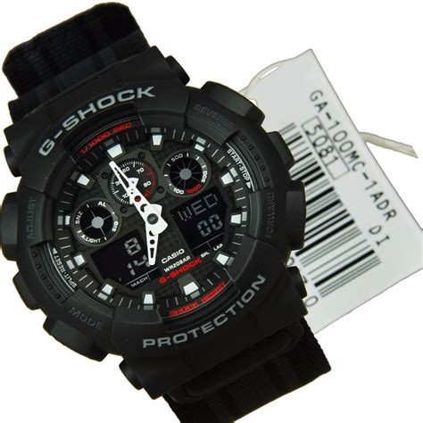 Casio G Shock Ga100 Original casio g shock ga100 ga 100 mc1 100 original r 549 90