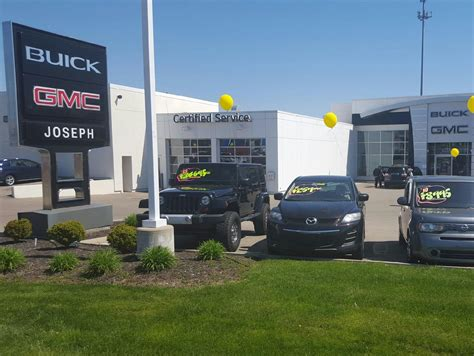 joseph buick gmc joseph buick gmc new used cars trucks for sale in