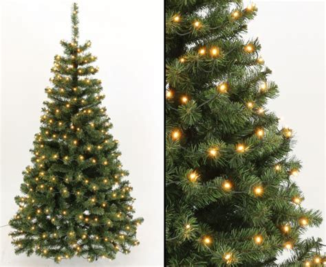 weihnachtsbaum k 252 nstlich mit 240cm und leds hier kaufen