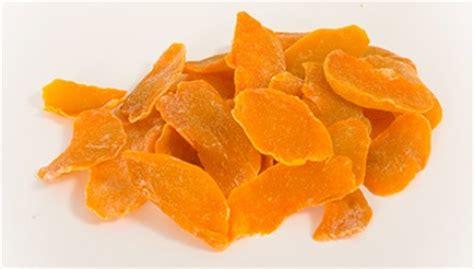 Dried Mango must healthy snacks for rv travel rvshare