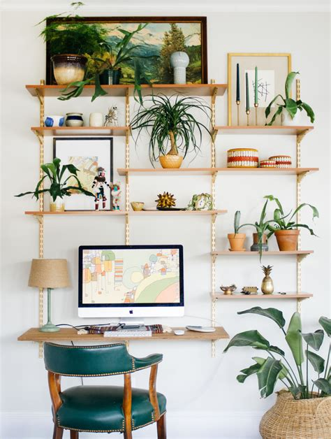 plant for desk 5 rules to maximizing productivity in your home office