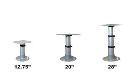 rv dinette table hardware springfield gas powered table pedestal rv dinette