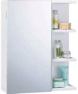 modern mirrored bathroom cabinet with 3 shelves white cashback modern mirrored bathroom cabinet with 3 shelves