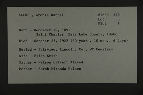 Lincoln County Divorce Records Lincoln County Historical Societies Fairview