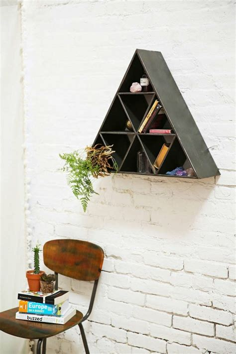 Kitchen Wall Shelving Ideas figuras geom 233 tricas para decorar la pared