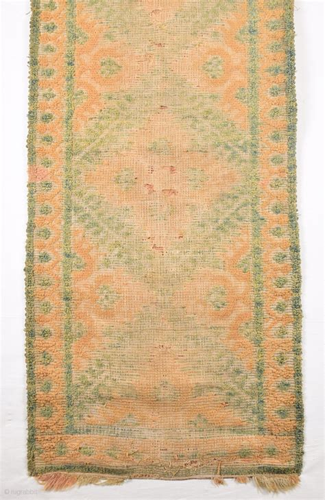 unusual rugs 17th century spanish rug really unusual size 60 x 130 cm