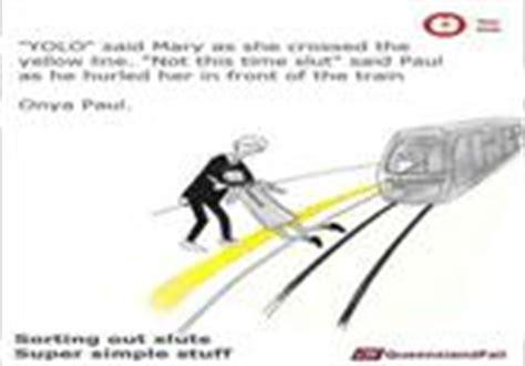 Queensland Rail Memes - queensland rail etiquette posters know your meme