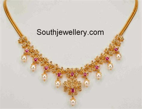 need some good latest necklace designs