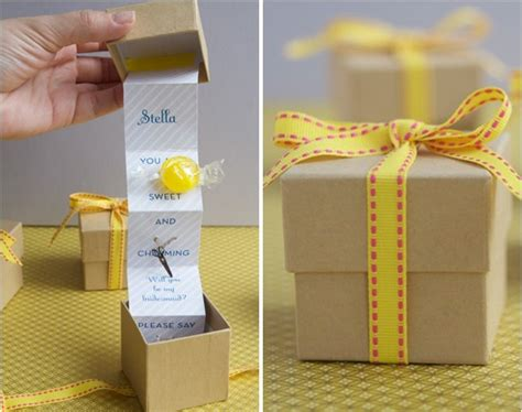 Handmade Gifts For Bridesmaids - diy bridesmaids gifts ideas inspiration capitol