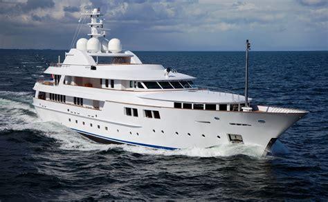 boat launch jamaica bay the 60m superyacht jamaica bay underway yacht charter