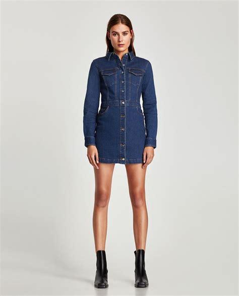 denim jurken coolcat 25 beste idee 235 n over blazer jurk op pinterest jurk jas