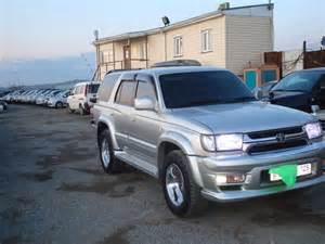 2001 Toyota Hilux For Sale 2001 Toyota Hilux Surf Pictures 3000cc Diesel