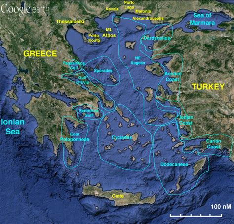 aegean sea map aegean sea map www pixshark images galleries with a bite