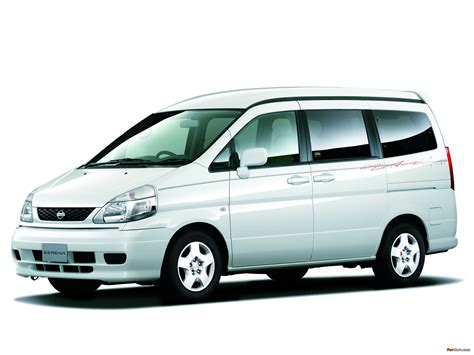 2000 Nissan Serena C24 Pictures Information And Specs