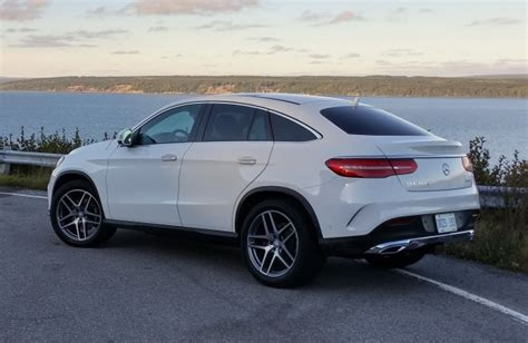 Mercedes Gle Coupe 2016 by Drive 2016 Mercedes Gle Coupe Autos Ca