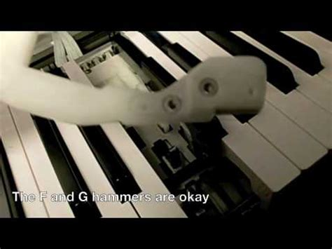 Suzuki Piano Repair by Fix Digital Suzuki Piano Sticky Tutorial How