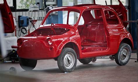 Wohnmobil Kunststoffteile Lackieren by Fiat 500 Schnorrenberg Sch 228 Fer Karosserie Und Lack