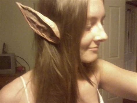 How To Make Paper Ears - best photos of paper ears costume