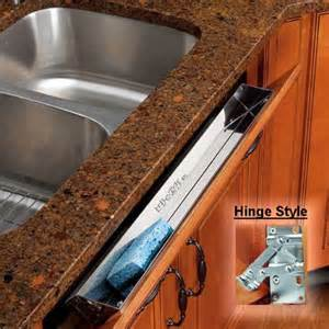 Kitchen Sink Drawer How To Design A Space Saving Drawer Your Sink Tiny House Pins
