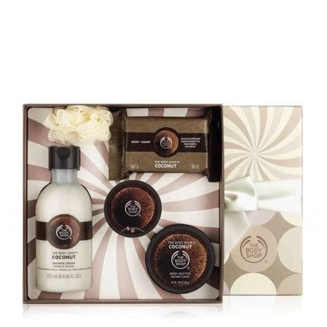 Sale Giftset Gift Set The Shop Frosted Berries coconut festive picks