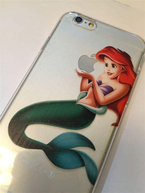 Ariel The Mermaid V1437 Iphone 4 4s 5 5s5c 6 6s 6 P ariel the mermaid flex iphone 6 6 5s 5c 5