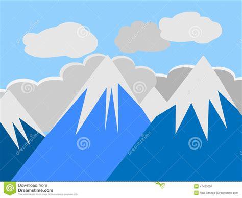 mountain clipart snowcaped mountain clipart clipground