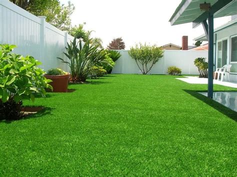 Turf Backyard by A Synlawn Bay Area Backyard Renovation This Backyard Went From Water Guzzling To Water Saving