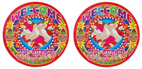 Indian Rangoli Stickers