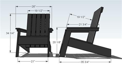 adirondack chair woodworking plans woodshop plans