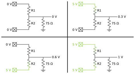 resistor divider array resistor divider array 28 images mpmt1002at1 vishay thin resistors digikey patent us7324060