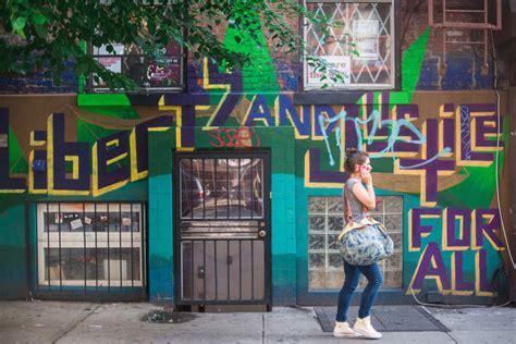 Here Comes The Neighborhood Part 1 by Nolita Nyc Neighborhood Guide Compass