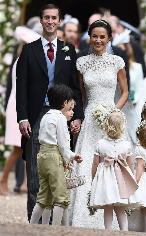james matthews pippa middleton wedding pippa kisses husband james