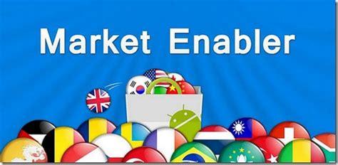 market enabler apk market enabler todas las aplicaciones restricciones el androide libre