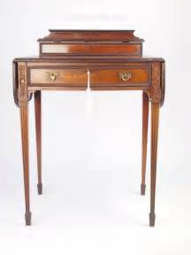 small ladies writing desk small antique mahogany ladys writing desk antiques atlas