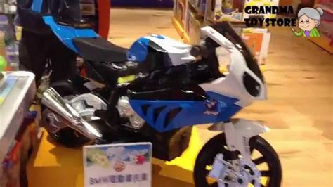 Motorrad Fuer Kinder by Unboxing Toys Review Demos Bmw Electric Motorcycle
