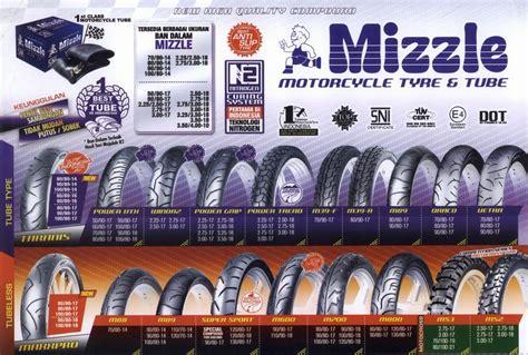 Harga Ban Irc daftar harga ban motor mizzle terbaru harga ban terbaru